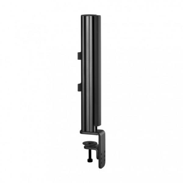 Atdec  400mm Post Black ( Awm-p40-b )