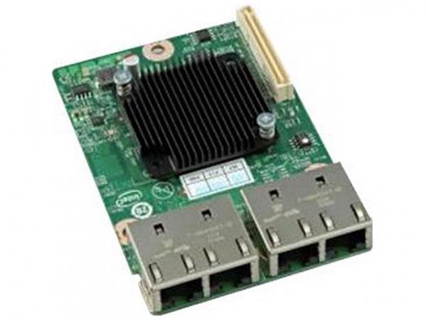 INTEL Quad Port I350-ae4 Gbe I/o AXX4P1GBPWLIOM