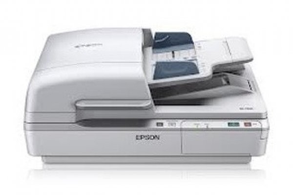 EPSON Ds-7500 Duplex 40ppm High Speed A4 Scanner B11B205345