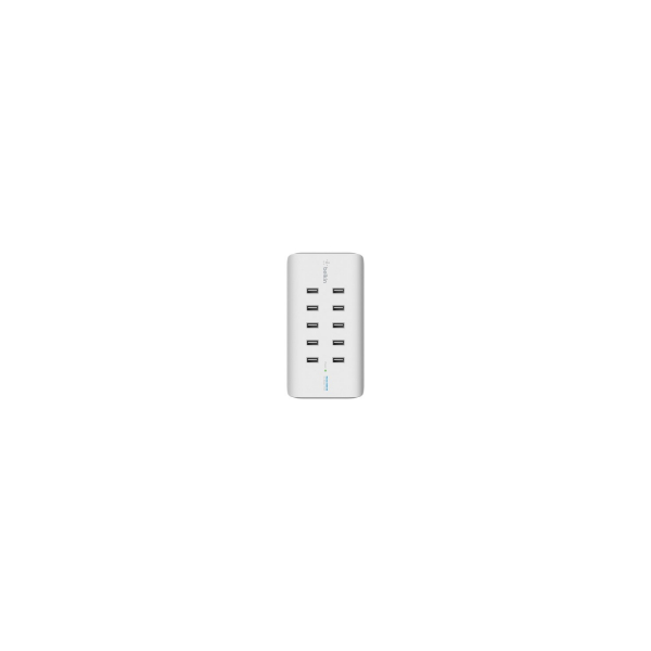 Belkin Rockstar 10-port USB-A Charging Station 2.4 Amps (B2B139AU)