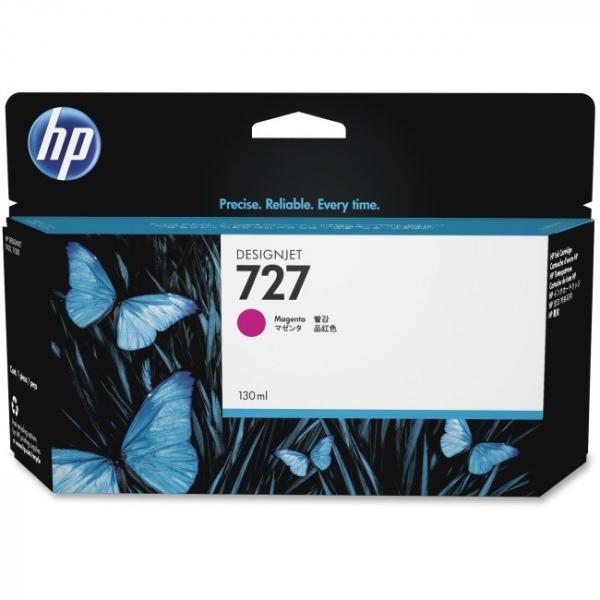 HP  727 130-ml Magenta Ink Cartridge B3P20A
