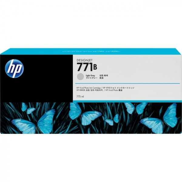 HP  771 Light Grey Designjet 775 Ml B6Y06A