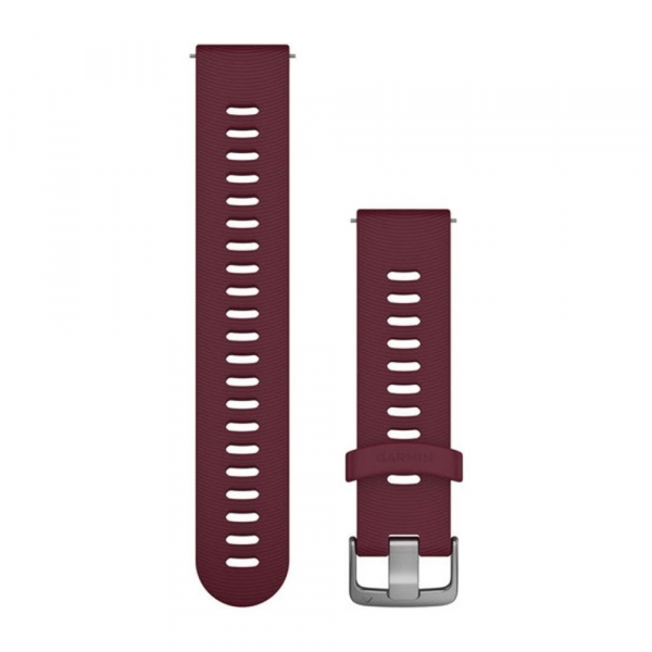 GARMIN Quick-Release Silicone Watch Band 20mm (010-11251-1C)