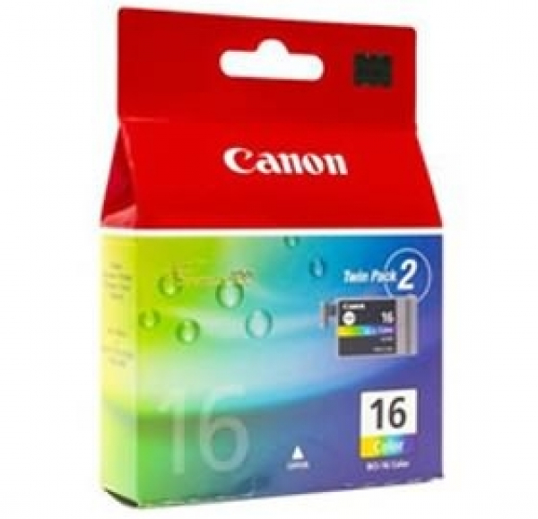 CANON Colour Ink Ds700 / Ip90 Twin BCI16C