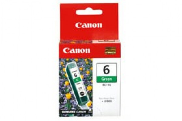 CANON Green Ink Tank BCI6G