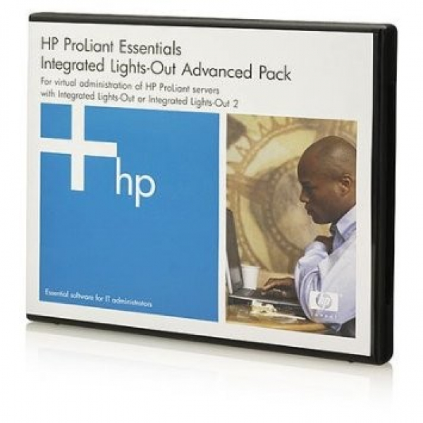HP Ilo Advanced Including 3yr Tech Support & BD506A