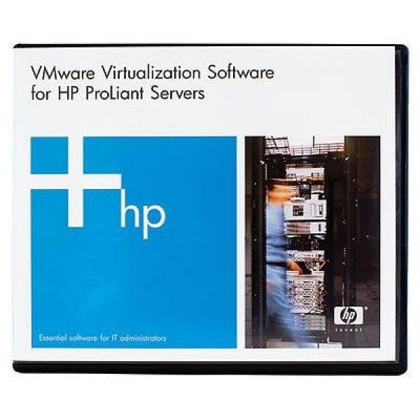 HP Vmw Vsphere Std-entplus Upg 1p 5yr BD527A