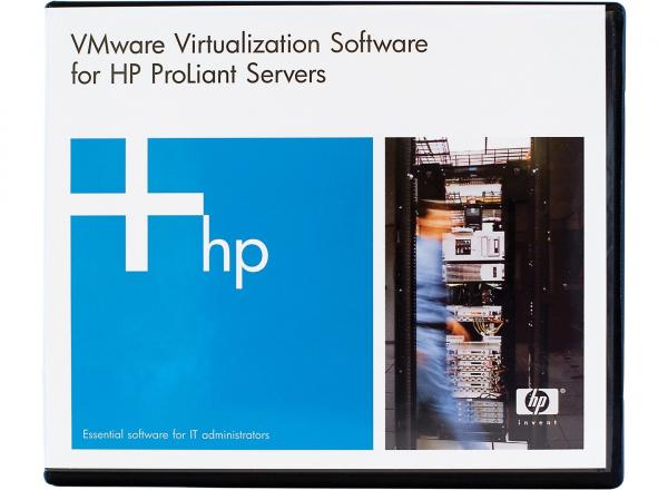 HP Vmw Vcntr Srm Std 25vm 3yr BD749A
