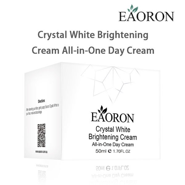 Eaoron Crystal White Brightening Cream All-in-one Day Cream ( Beaeaocreamwh )