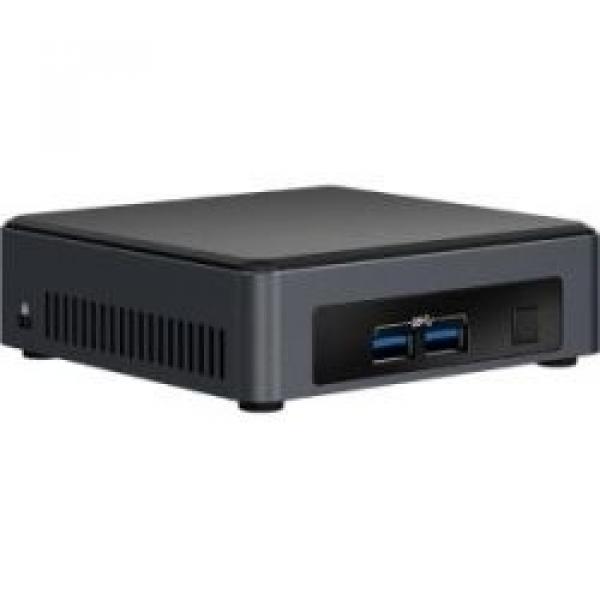 INTEL  Nuc Ultra Mini PC Kit I3-7100u Ddr4(0/2) BLKNUC7I3DNK4E