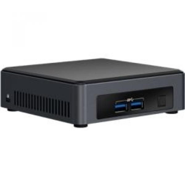 INTEL  Nuc Ultra Mini Pc Kit I5-7300U Ddr4(0/2) BLKNUC7I5DNK4E