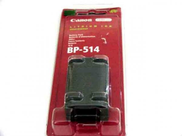 CANON Bp-514 Li-ion Battery Pack BP514