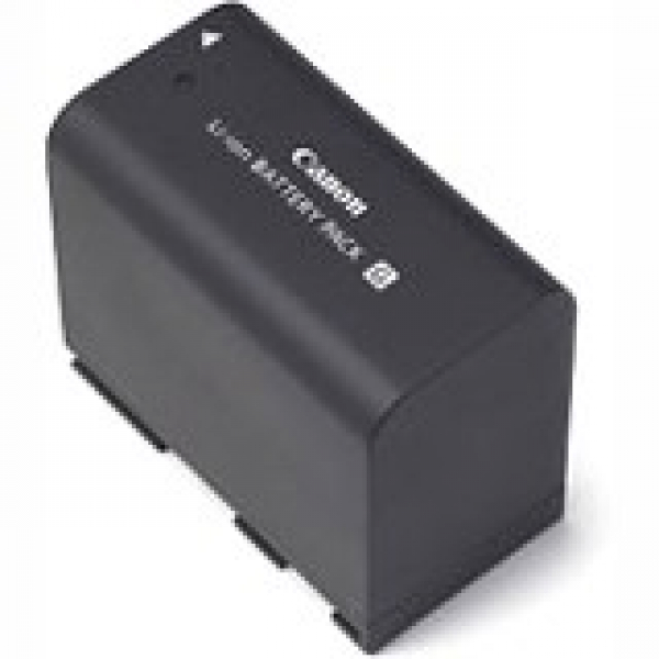 CANON Li-ion Battery Pack To Suit Xlh1/1s/g1 & BP970G