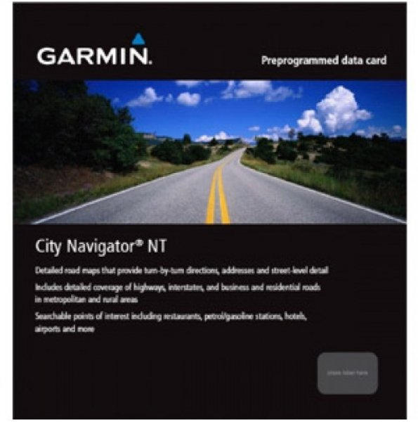 GARMIN City Navigator Middle East and Northern (010-11550-00)