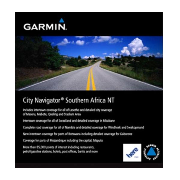 GARMIN City Navigator Southern Africa NT (010-11595-00)