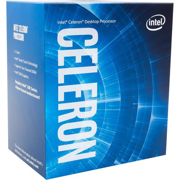 Intel Celeron Coffee Lake Processor G4900 (2m Cache 3.1ghz) Lga1151 ( Bx80684g4900 )