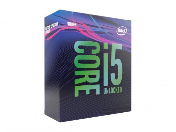 Intel Core I5-9600k Coffee Lake 3.7ghz 9mb Lga1151 6c/6t ( Bx80684i59600k )