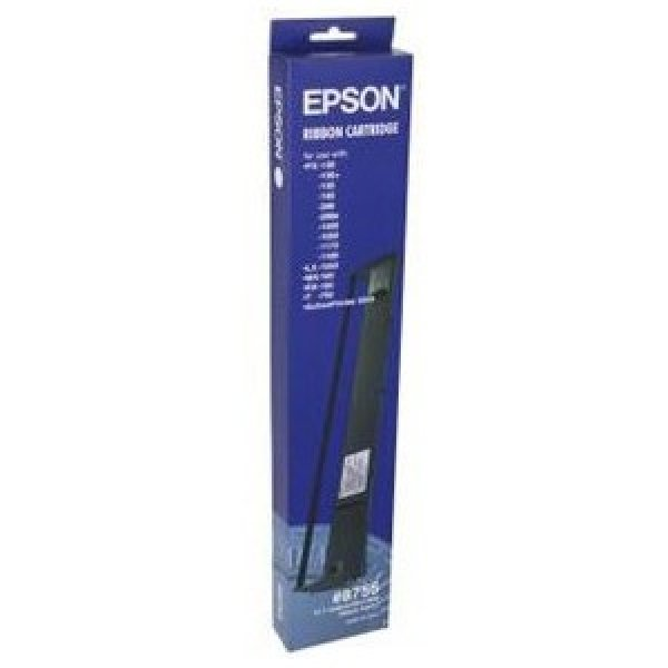 EPSON Blk Ribbon(8755) C13S015020