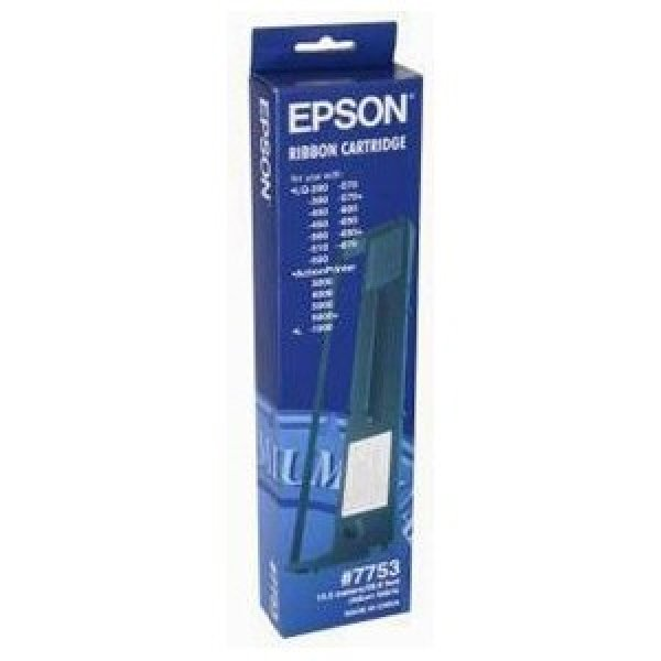 EPSON 7753 Blk Ribbon C13S015021
