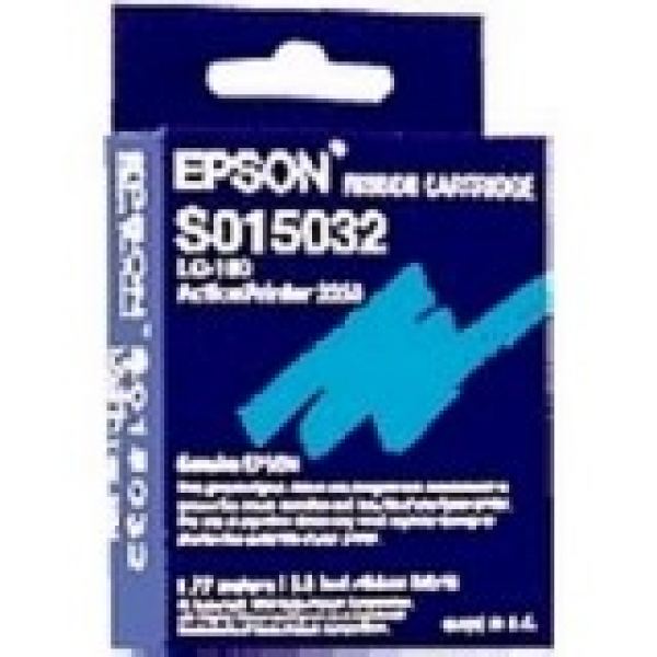 EPSON Blk Ribbon C13S015032