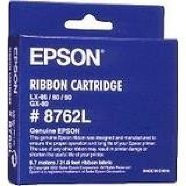 EPSON Blk Ribbon (8762l) C13S015053