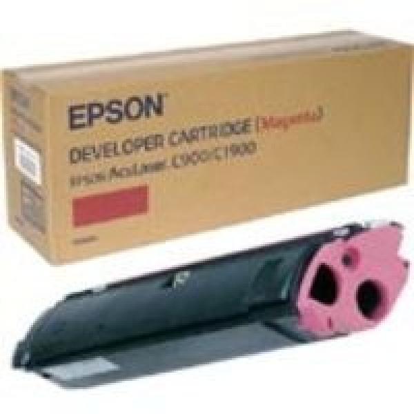 EPSON C900/c1900 Magenta Developer High Cap C13S050098