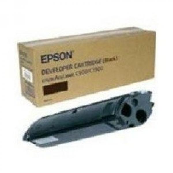 EPSON C900/c1900 Black Developer High Cap 4.5k C13S050100