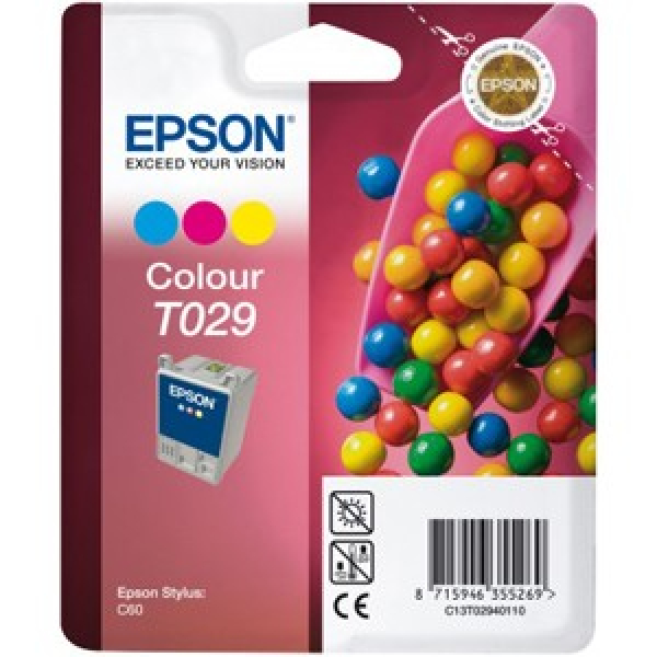 EPSON Clr Cart C13T029091