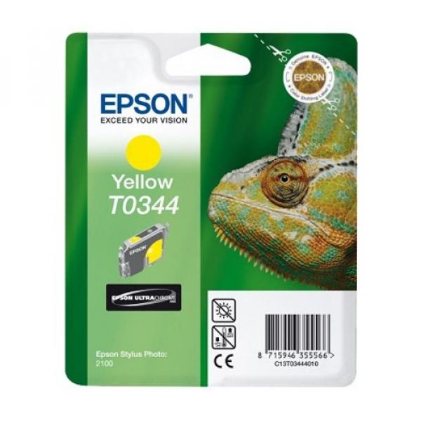 EPSON Yellow Ink Cart Photo C13T034490