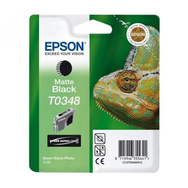 EPSON Matte Black Cart Photo C13T034890