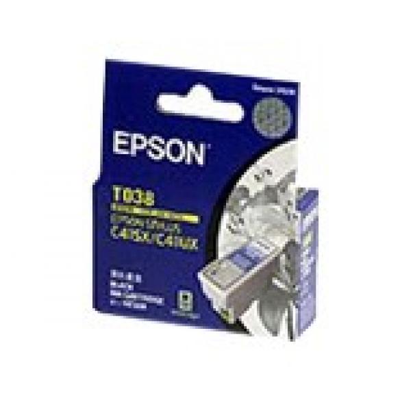 EPSON Black Cart C13T038190