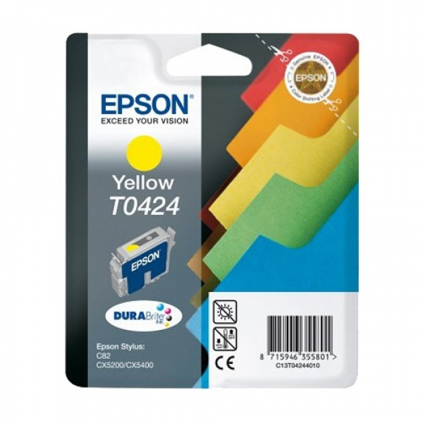 EPSON Yellow Cart C13T042490