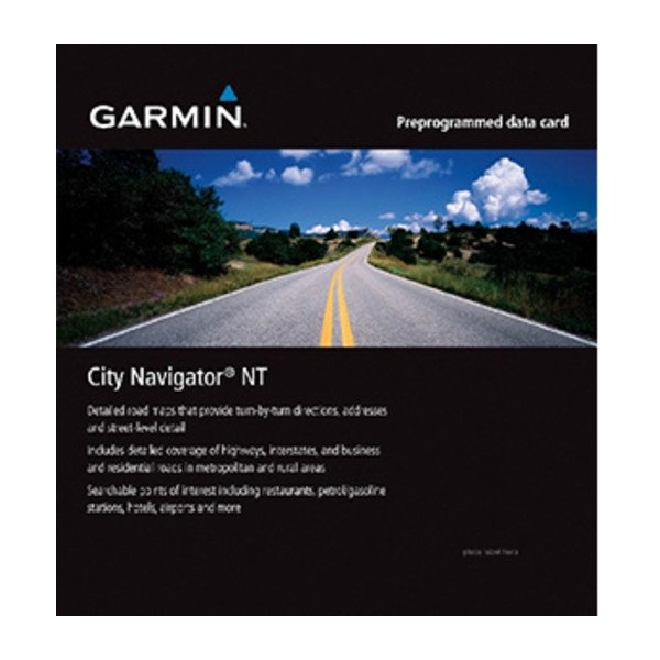 GARMIN City Navigator Australia & New Zealand NT Micro/SD Card (010-11875-00)