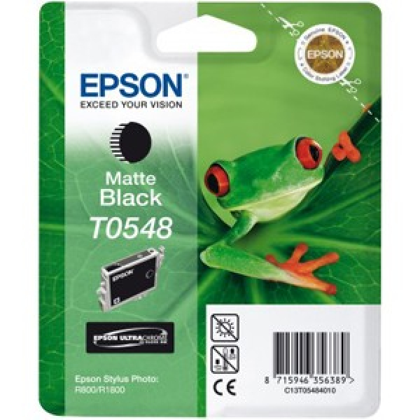 EPSON Matte Black Cart C13T054890