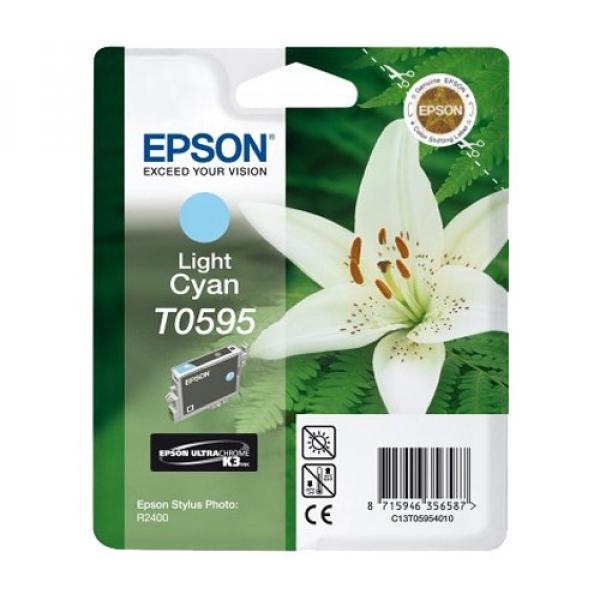 EPSON Light Cyan Cartridge C13T059590