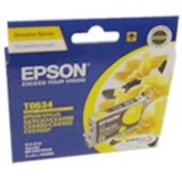 EPSON Yell Cart C13T063490