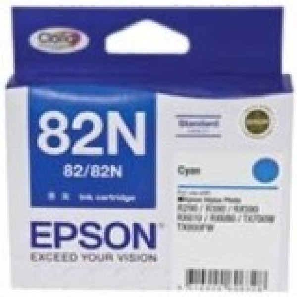 EPSON Cyan Ink 82/82n Std Yield R290 390590 C13T112292