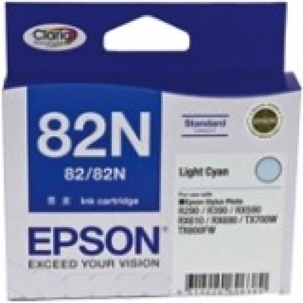 EPSON Light Cyan Ink Cartridge C13T112592
