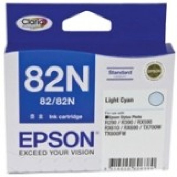 EPSON Light Magenta 82/82n Std Yield Stylus C13T112692