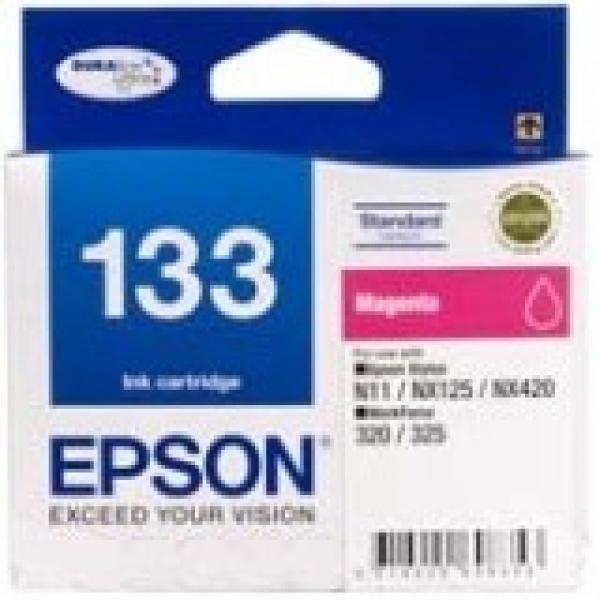 EPSON Standard Capacity Magenta Ink Cartridge C13T133392
