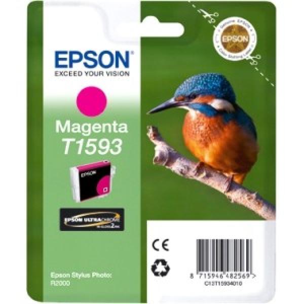 EPSON 159 Magenta Ink Cartridge For Stylus C13T159390