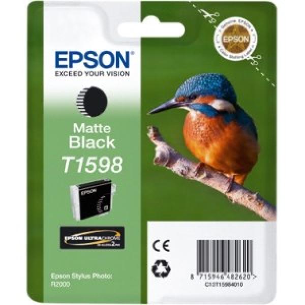 EPSON 159 Matte Black Ink Cartridge Stylus C13T159890
