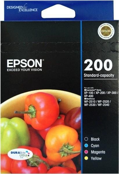 EPSON Std Durabrite Ultra 4 Ink Value C13T200692