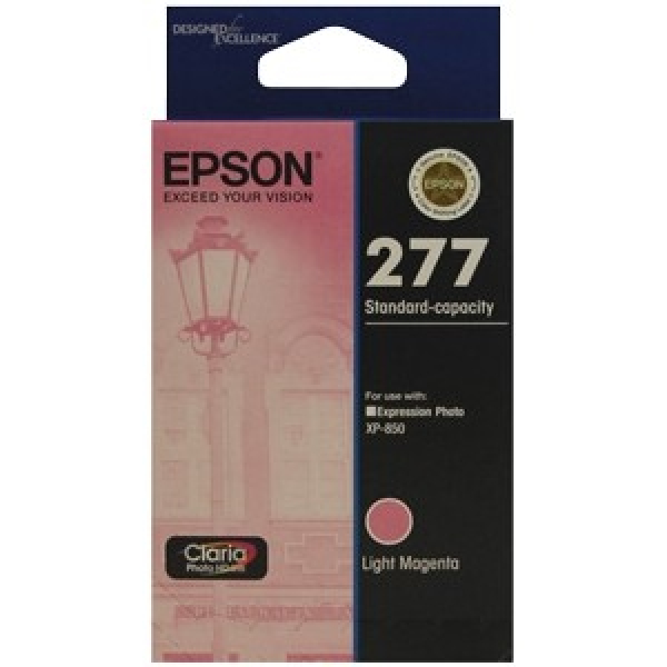 EPSON 277 Claria Photo Hd Magenta Ink Standard C13T277392