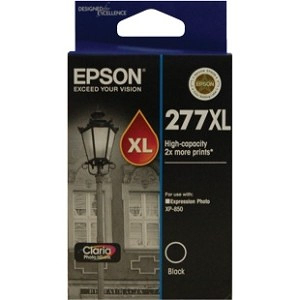 EPSON 277xl Claria Photo Hd Black Ink High C13T278192