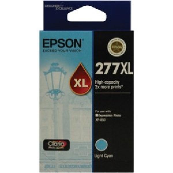 EPSON 277xl Claria Photo Hd Light Cyan Ink High C13T278592