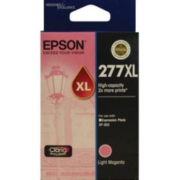 EPSON 277xl Claria Photo Hd Light Magenta Ink C13T278692