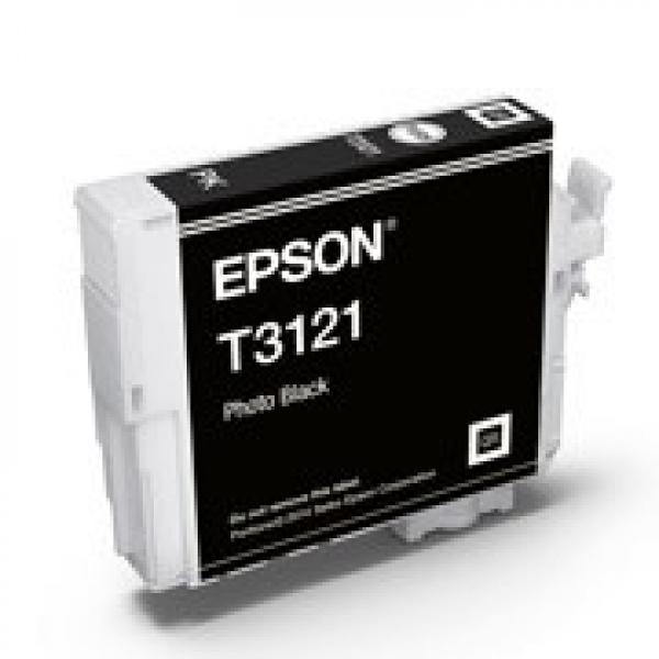 EPSON Ultra Chrome Hi-gloss2 Photo Black Ink C13T312100