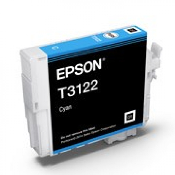 EPSON Ultra Chrome Hi-gloss2 Cyan Ink Surecolor C13T312200