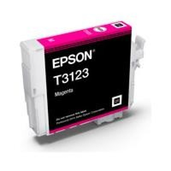 EPSON Ultra Chrome Hi-gloss2 Magenta Ink C13T312300